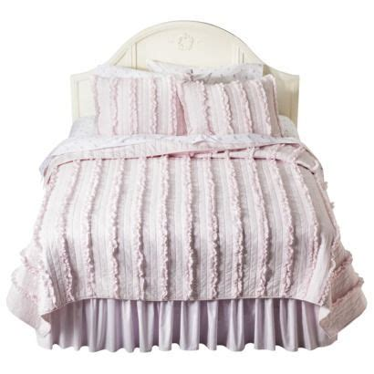 ruffle bedding simply shabby chic and bedding collections