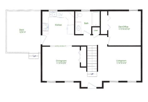 Small Ranch Style Floor Plans | california ranch style homes small ranch style home floor