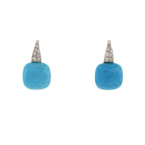pomellato earrings pomellato earring 294743 collector square