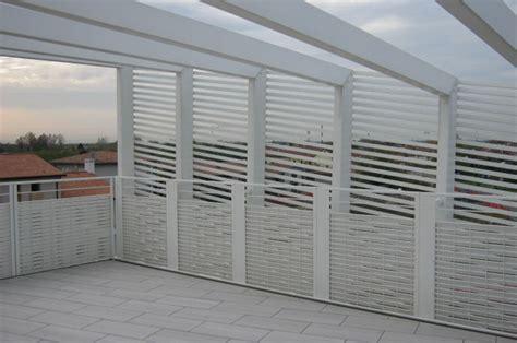 struttura in ferro per tettoia struttura per terrazzo in ferro zincato e verniciato con
