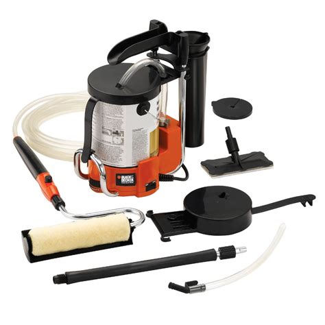 Roller Schwarz Lackieren by Black Decker Pro Electric Paint Roller Tools Painting