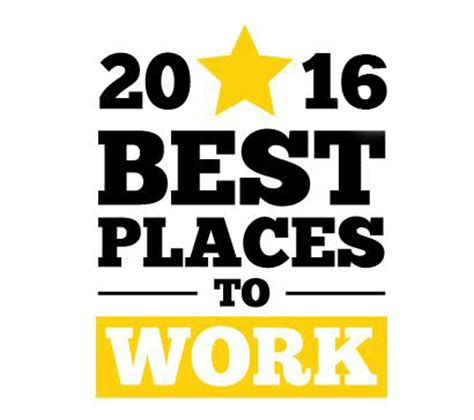 best place to work at best places to work 2016