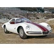 1965 Alfa Romeo Giulia 1600 Sport Coupe Pininfarina