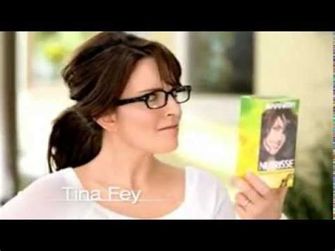 garnier commercial actress tina fey garnier fructis commercial hd youtube