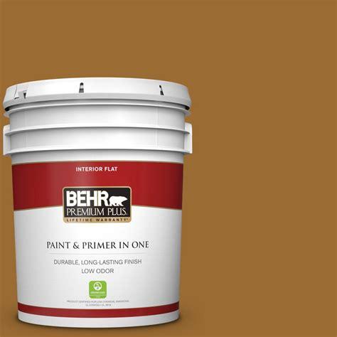 behr premium plus ultra 5 gal ppu6 01 curry powder matte