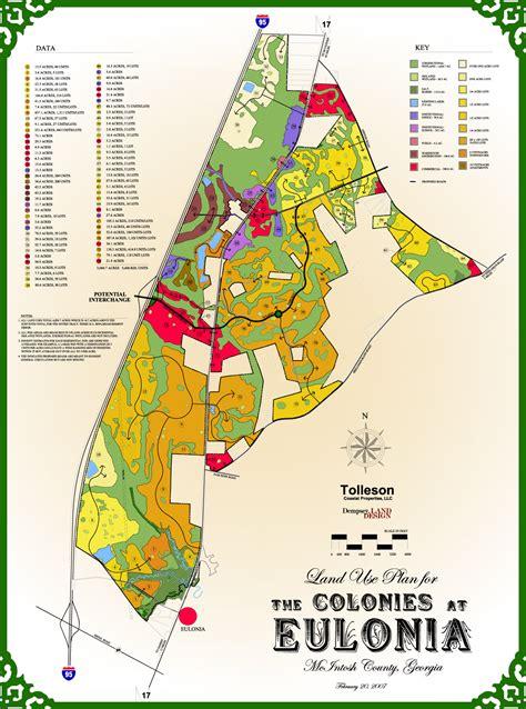 layout of land use land use master planning dempsey land design