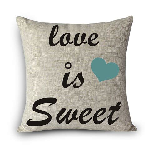 decorative pillows with words decorative pillows printed words promotion shop for