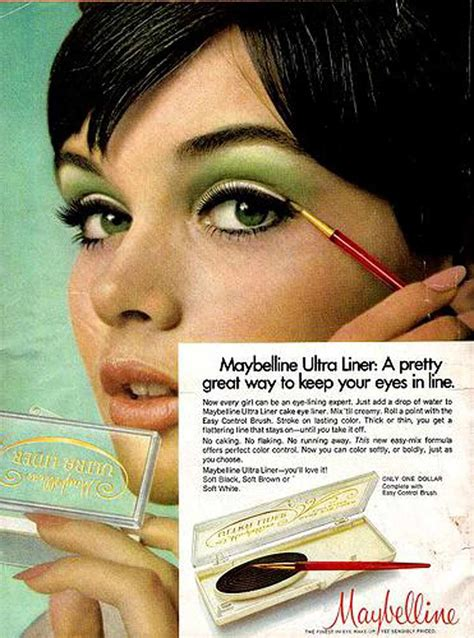 Makeup Ads The 1970s Makeup Look 5 Key Points Glamourdaze