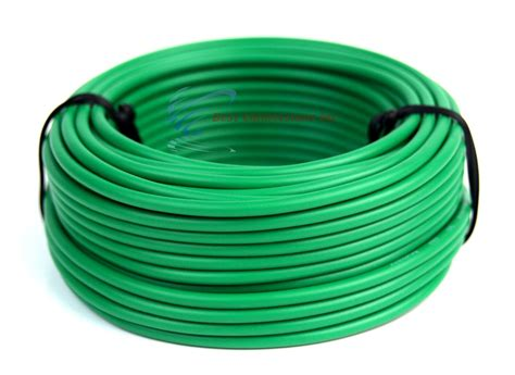 what color is ground wire 16 ga 50 ft rolls primary auto remote power ground wire