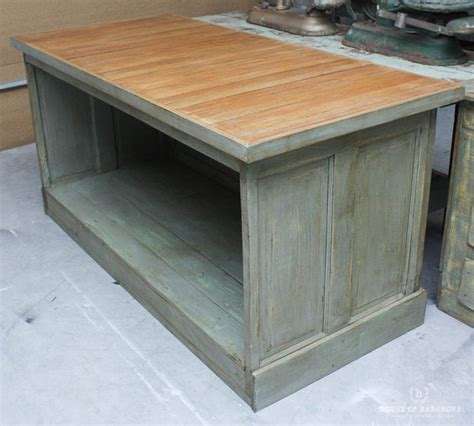 farmhouse kitchen island vintage farmhouse kitchen islands antique bakery counter