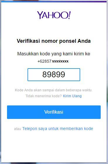 email yahoo tidak bisa masuk cara membuat email baru yahoo indonesia terbaru espada blog