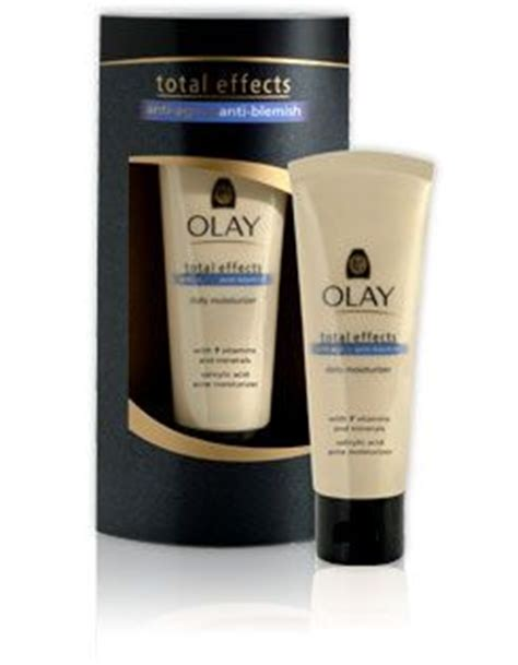 Olay Total Effects Moisturizer olay total effects anti aging anti blemish moisturizer