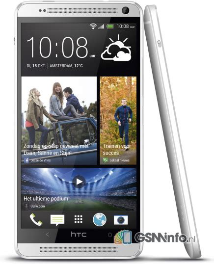 htc one max review htc one max prijzen specs reviews gsminfo nl