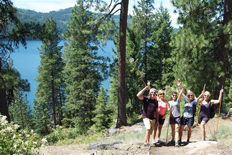 spirit lake empire trails visit idaho