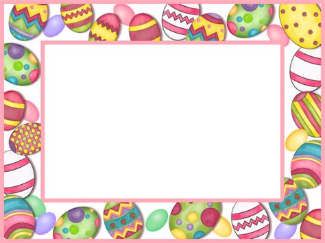free transparent png files and paint shop pro easter egg frame painting projects