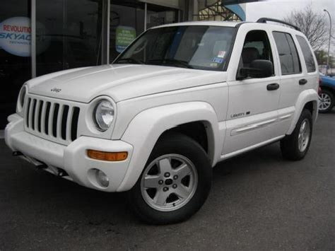 jeep white liberty white jeep liberty limited used cars in colorado mitula cars