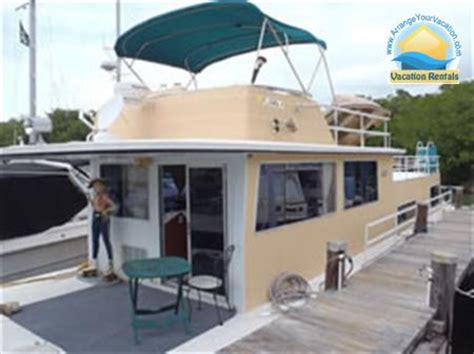 house boat rental florida keys keys houseboat rentals florida key largo vacation cing