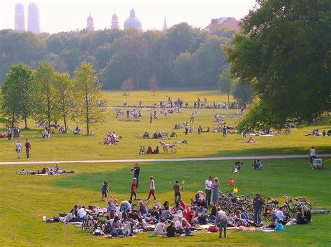 Parken Am Englischer Garten München by 29 Best Englischer Garten Munich Images On