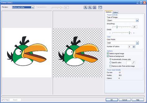 tutorial vector tracing best stuff corner vectorize a image in coreldraw trace a