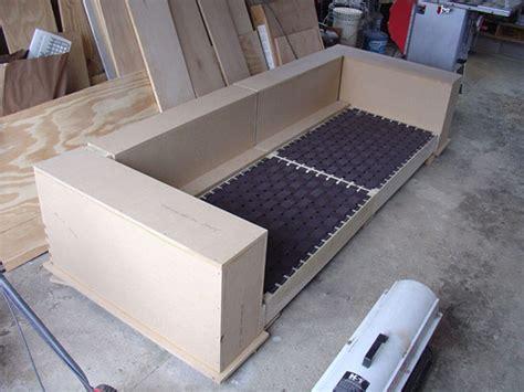 diy sofa bed modern diy sofa eric dalpiaz