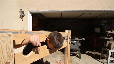medieval stocks pillory woodworking