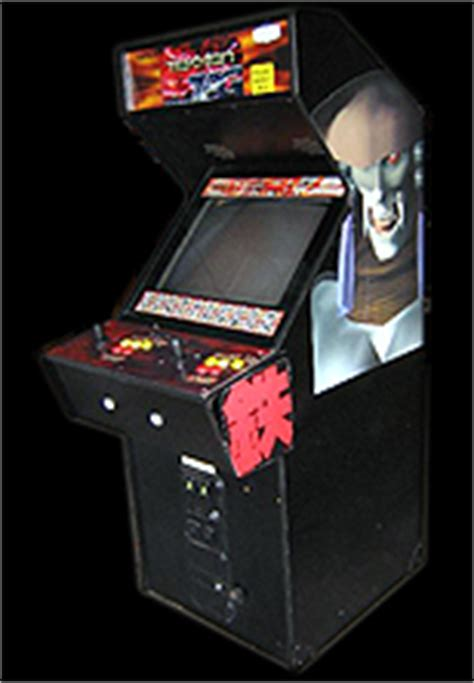 Tekken 3 Arcade Cabinet by Tekken Tag Tournament Us Teg3 Ver C1 Rom