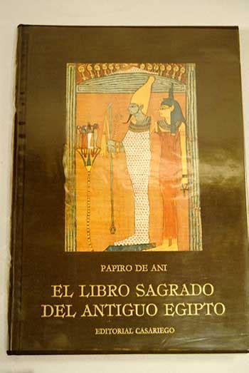 libro museum 1 el libro sagrado del antiguo egipto edmund dondelinger