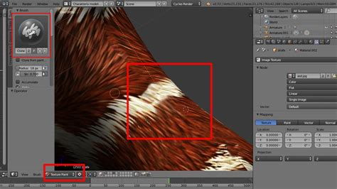 cycles why is my texture appearing differently in texture mode compared to render display mode