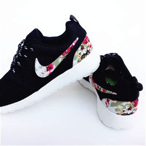 flower pattern nike shoes n074 nike roshe run floral prints from shopzaping com