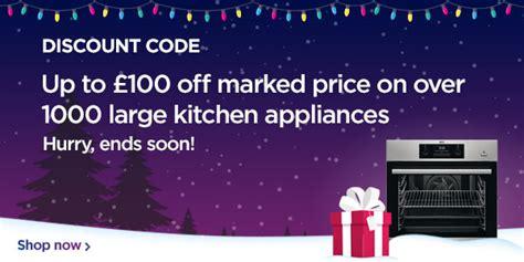 Kitchen Discount Code Uk Currys Tvs Washing Machines Cookers Cameras Laptops