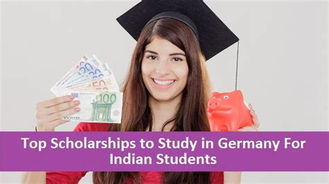 Mba In Germany For Indian Students by Top Scholarships To Study In Germany For Indian Students