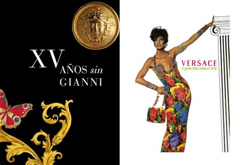 Ten Years On Pay Tribute To Gianni Versace by 15 Years Without Gianni Versace Great Tribute Exhibition