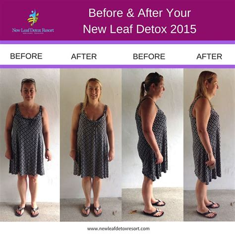 New Leaf Detox by 17 Best Images About Before And After A New Leaf Detox On
