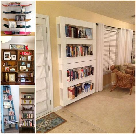 diy bookshelf ideas     awesome
