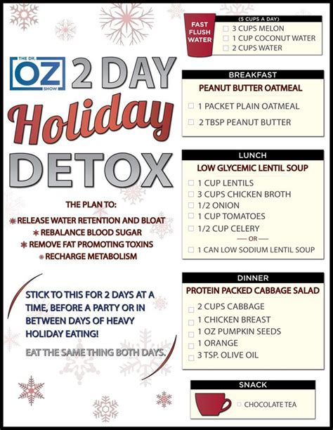 Doctoroz Detox by 1000 Ideas About Detox Juices On Juice