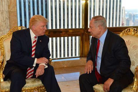 donald trump recognize jerusalem trump to netanyahu if i m president i ll recognize