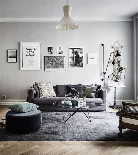grey home interiors best 25 grey walls living room ideas on grey