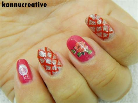 nail art tutorial in hindi indian bridal nail art tutorial glam express