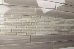 pics photos colored glass tile neutral subway tiles this glass subway tile backsplash bing images
