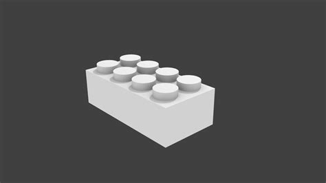 tutorial lego blender creating lego brick in blender 2 6