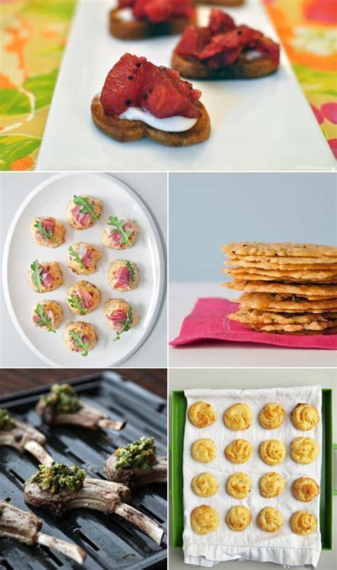 Wedding Appetizer Ideas   POPSUGAR Food