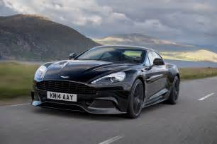 Aston Martin Vanqush 2015 Aston Martin Vanquish Front Three Quarter In Motion