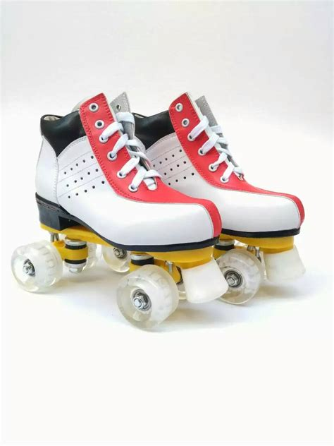 shoe skates 2017 new style arrival wholesale price 4 wheel speed