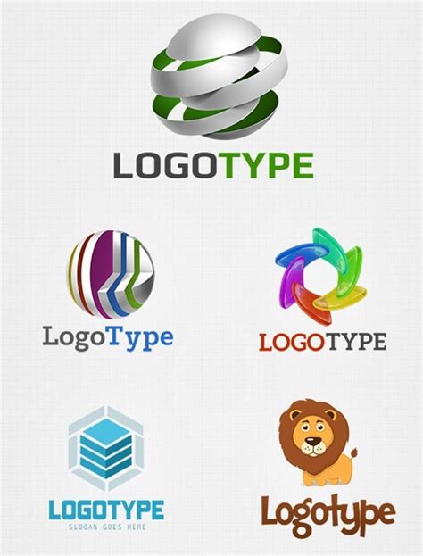logo design photoshop template 35 free psd logo design templates