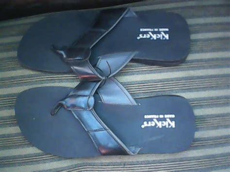 Sendal Sandal Pria Kulit Coklat Catenzo Cs 920 Original Cibaduyut gesunde shoes kickers 2425