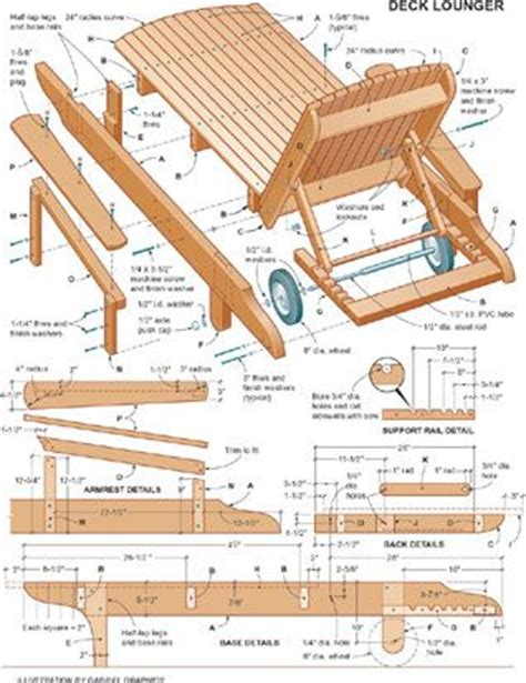 chaise lounge woodworking plans chaise lounge plans garden woodworking