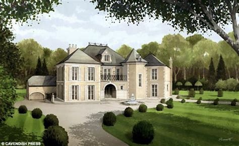 country homes style chateaux castle luxury