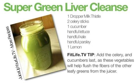 Liver Detox With Vegetables by Liver Cleanse Health
