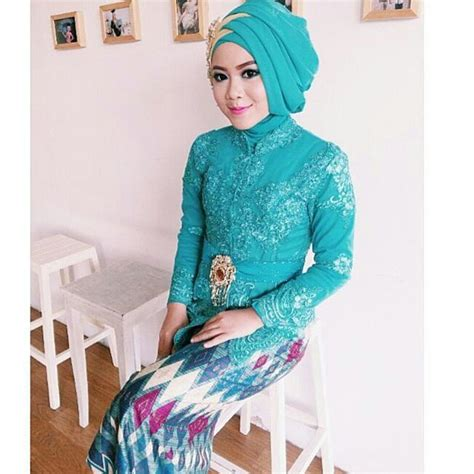 Sakinah Syari Pink 1000 ideas about kebaya muslim on kebaya