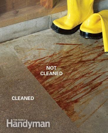 color removing shoo how to remove paint from concrete and other stains clean